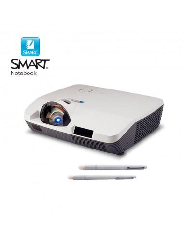Проектор интерактивный 3200lm WXGA Boxlight WX32NSTi IR Pen