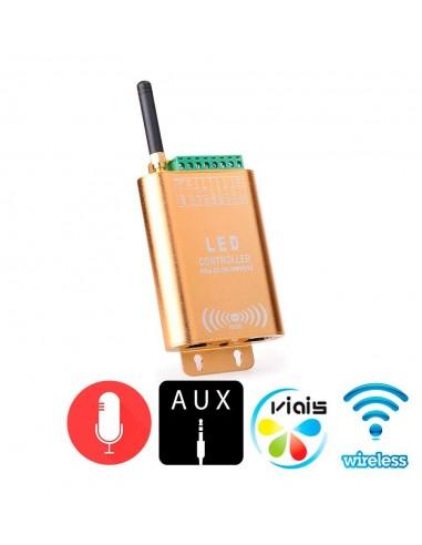 WiFi Music SPI контроллер Pixel LED лент и матриц VSS-02-2K