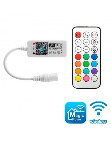 WiFi SMART контроллер RGBWC LED лент Д/У RF24 Lednet LN-LC09