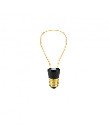 Светодиодная филаментная лампа Geometric P E27 4W 2300K