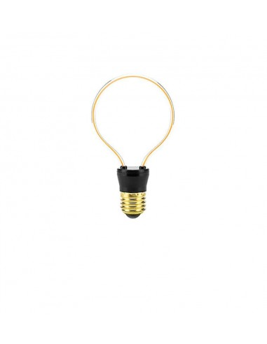 Светодиодная филаментная лампа Geometric SR E27 4W 2300K