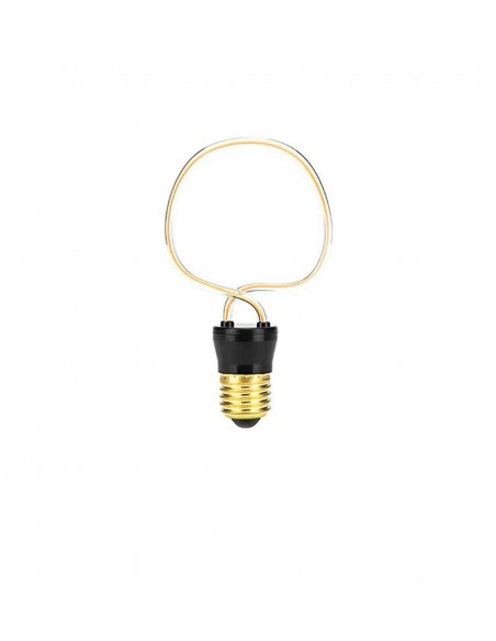 Светодиодная филаментная лампа Geometric AP E27 4,5W 2300K