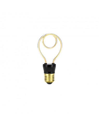Светодиодная филаментная лампа Geometric DO E27 4,5W 2300K