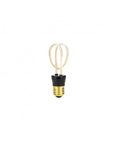 Светодиодная филаментная лампа Geometric Y E27 4,5W 2300K