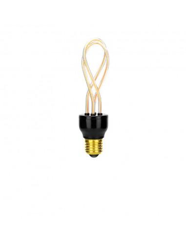 Светодиодная филаментная лампа Geometric DL E27 8W 2300K