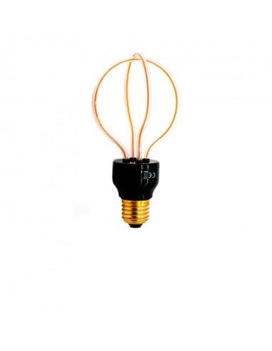 Светодиодная филаментная лампа Geometric DR E27 8W 2300K