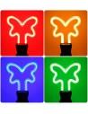 Светодиодная филаментная лампа Geometric BF E27 4W Color