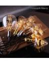 Модели светодиодных декоративных ламп Firework Starry E27 3W 2200K