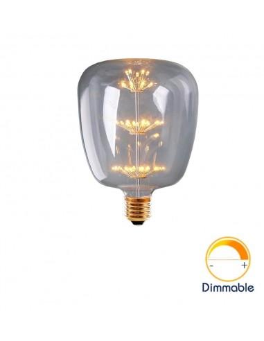 Светодиодная декоративная лампа G145 Firework E27 3W 2200K