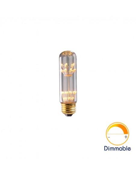 Светодиодная декоративная лампа T30 Firework E27 3W 2200K