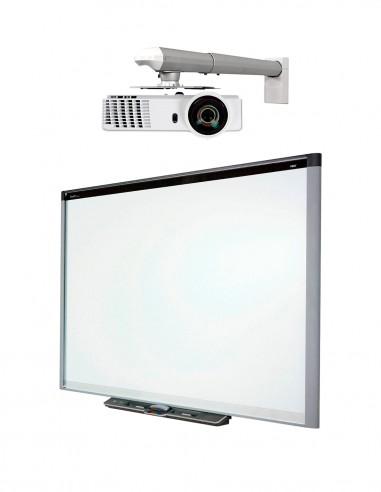 Интерактивная система Smart Board X880 плюс InFocus INV30 формат 4:3