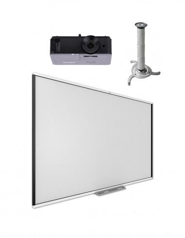 Интерактивная система Smart Board® M777V плюс InFocus IN114AA формат 4:3