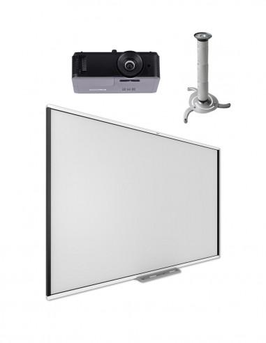 Интерактивная система Smart Board® M777V плюс InFocus IN114BB формат 4:3