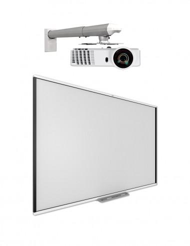 Интерактивная система Smart Board® M777V плюс InFocus INV30 формат 4:3