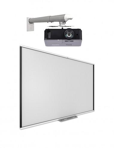 Интерактивная система Smart Board® M777V плюс InFocus IN114BBST формат 4:3