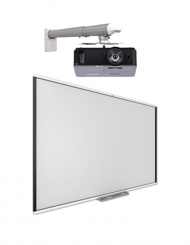 Интерактивная система Smart Board® M777 плюс InFocus IN114BBST формат 4:3