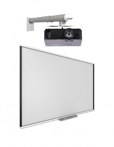 Интерактивная система Smart Board® M787V плюс InFocus IN116BBST формат 16:10
