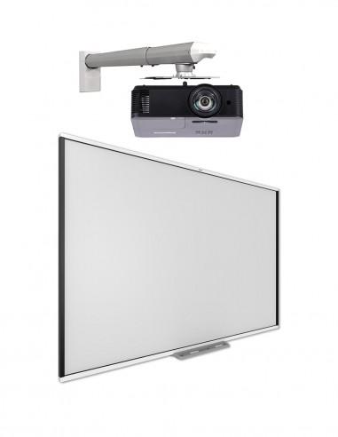 Интерактивная система Smart Board® M787V плюс InFocus IN118BBST формат 16:10